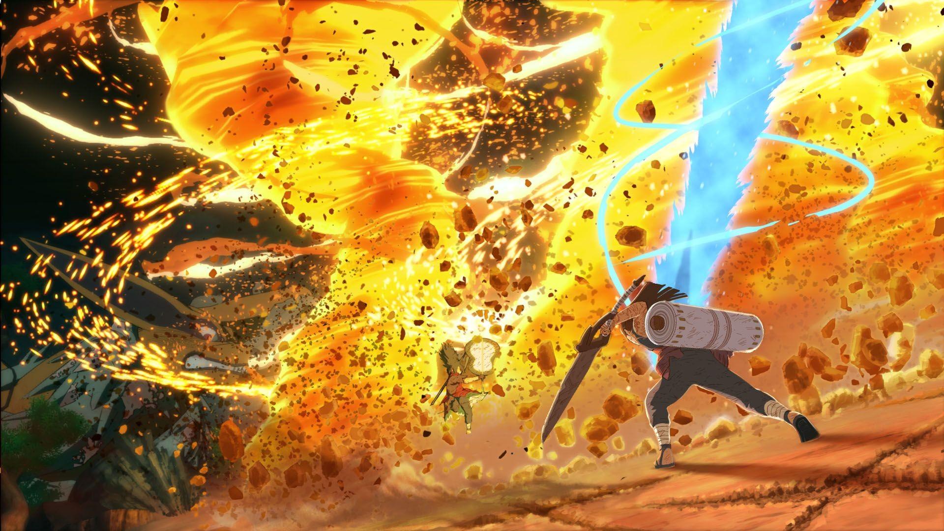 Comprar Naruto Shippuden: Ultimate Ninja Storm 4 Steam
