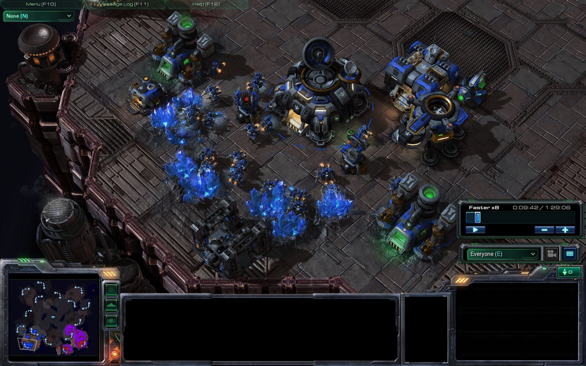 starcraft 2 wings of liberty matchmaking Browse and play mods created for starcraft ii: wings of liberty at mod db.