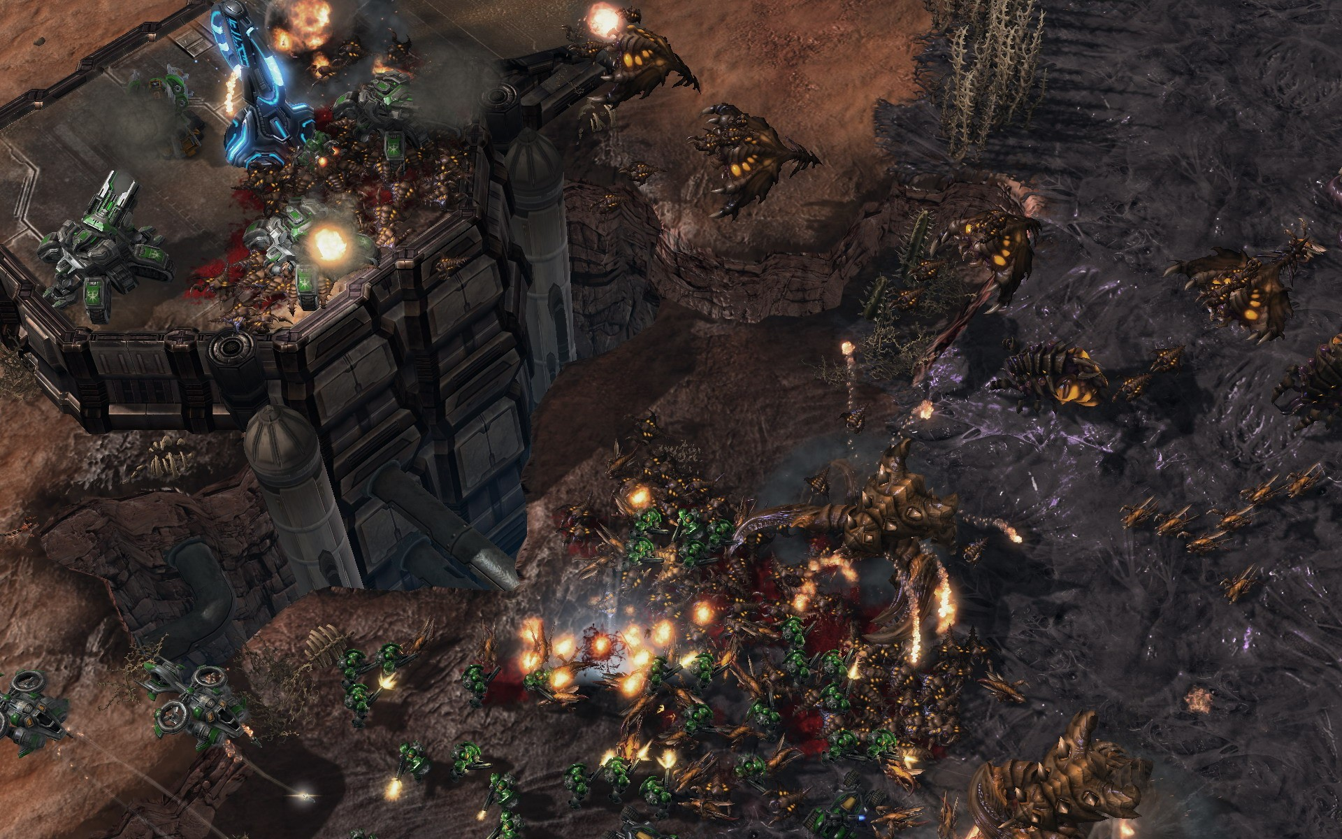 StarCraft II: Wings of Liberty juego full