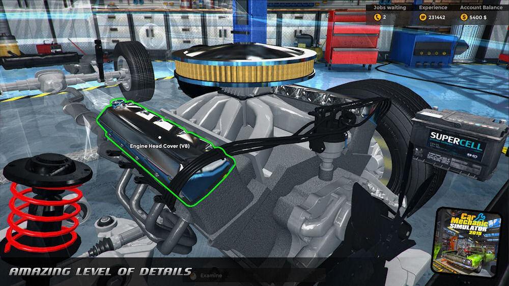 buy car mechanic simulator 2015 steam. Black Bedroom Furniture Sets. Home Design Ideas