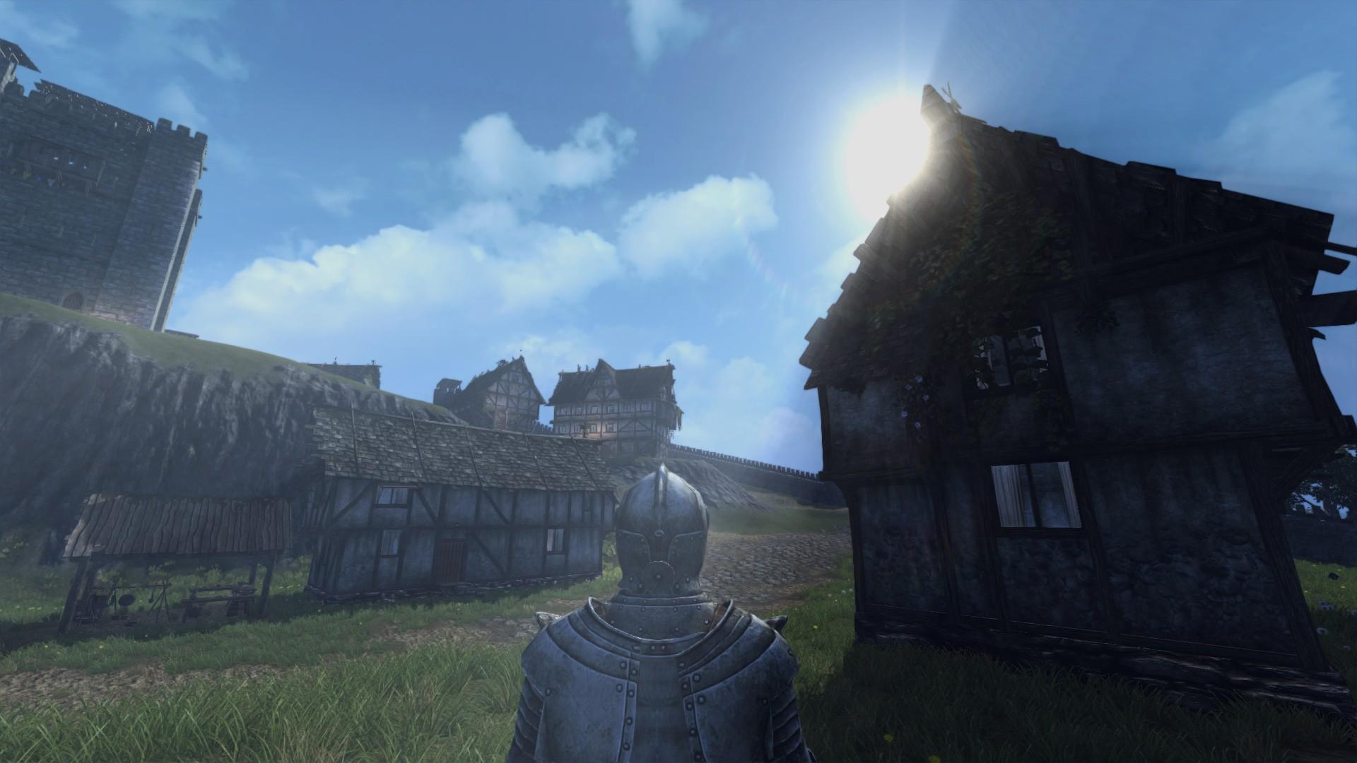 Life is feudal your own в стиме онлайн, ролевая игра
