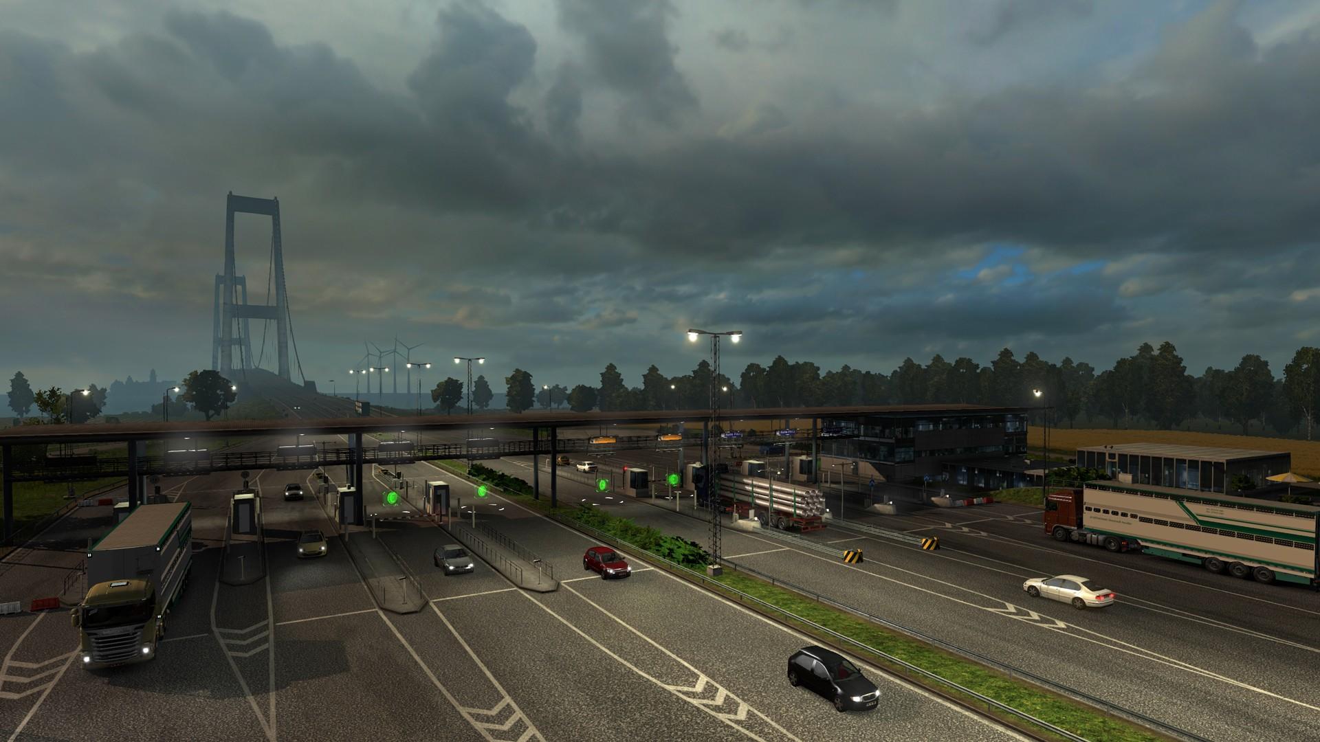 Buy Euro Truck Simulator Scandinavia Steam - Argentina map ets2