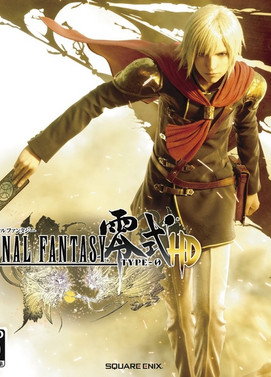 10 RPG: Final Fantasy Type 0 HD