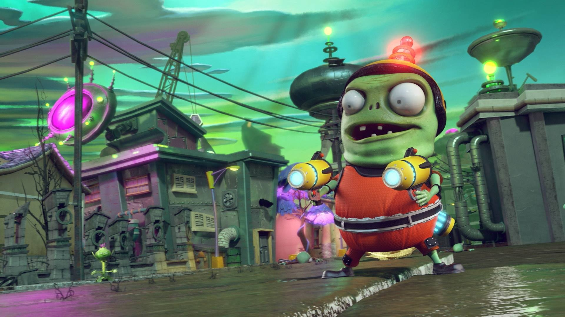 week the free variety pvzgw vs garden plants drone getting for pack warfare dlc this game zombies attack