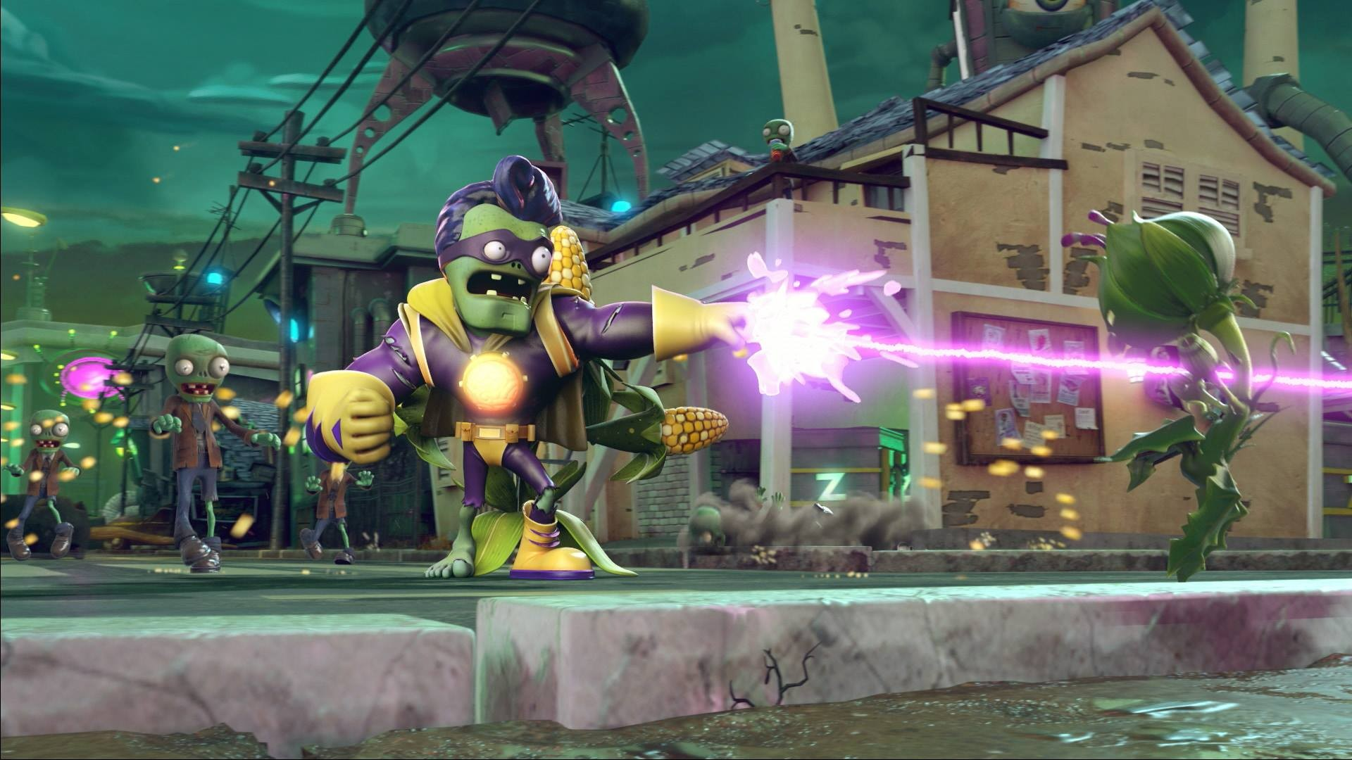 Zombies: Garden Warfare 2 3 Plants Vs. Zombies: Garden Warfare 2 4 ...