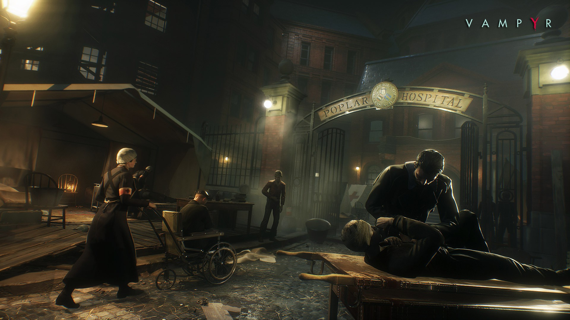 Vampyr 2018 PS4, PSP Android APK ISO Download Free