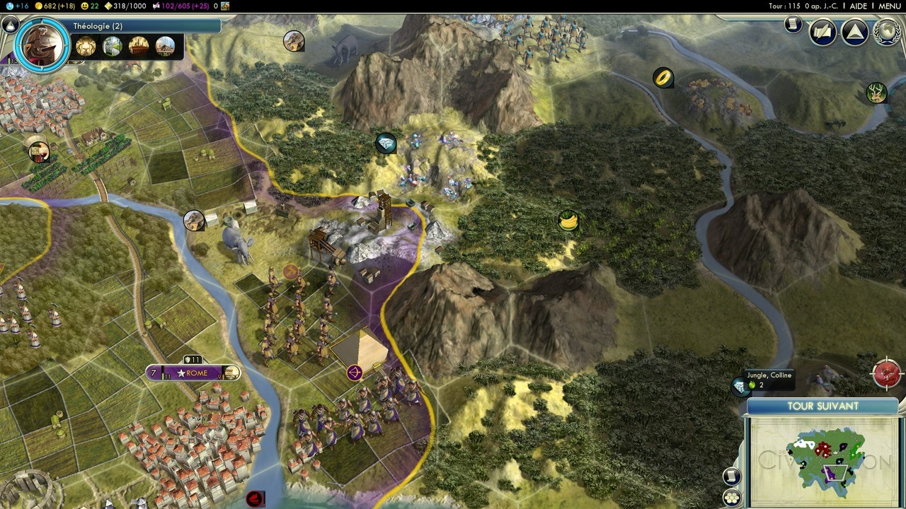 civilization 5 how to become friendly