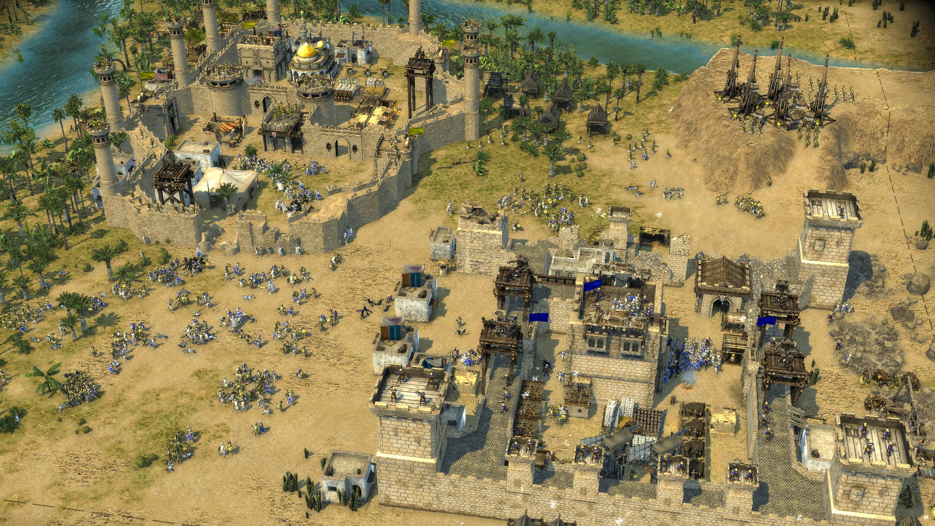 Stronghold Crusader II: The Templar & The Duke 2015 pc game Img-4