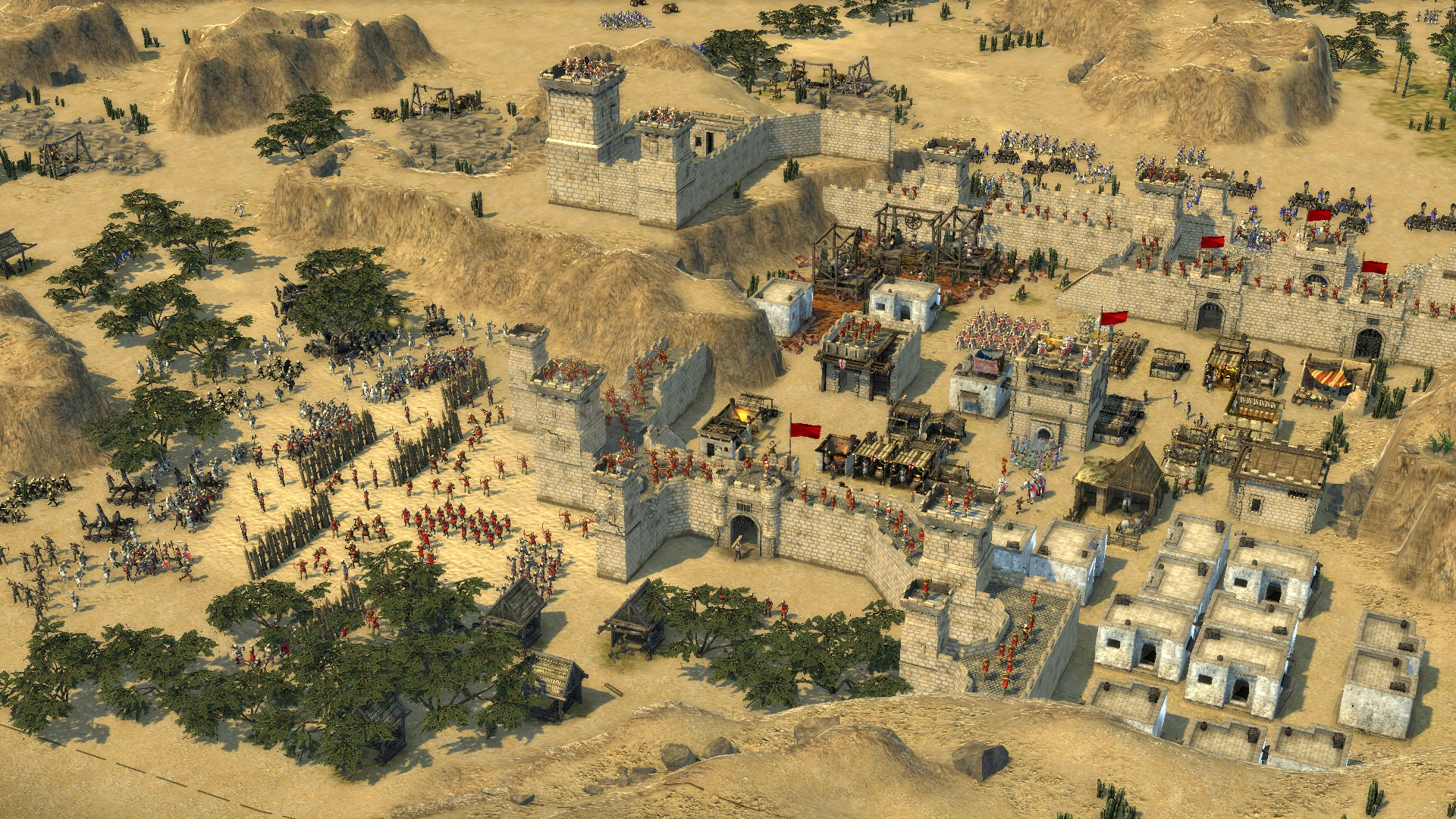 Stronghold Crusader II: The Templar & The Duke 2015 pc game Img-3