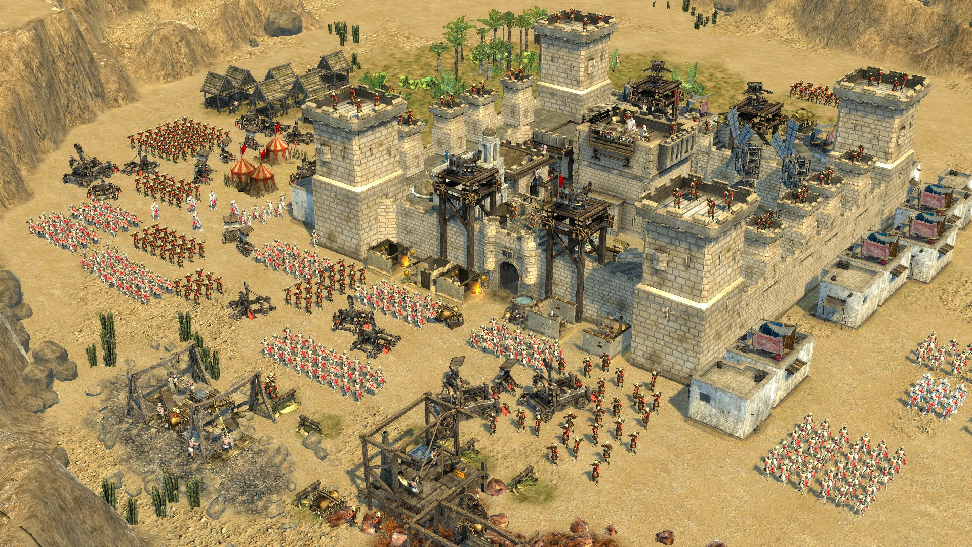 kaufen stronghold crusader ii the templar and the duke steam. Black Bedroom Furniture Sets. Home Design Ideas