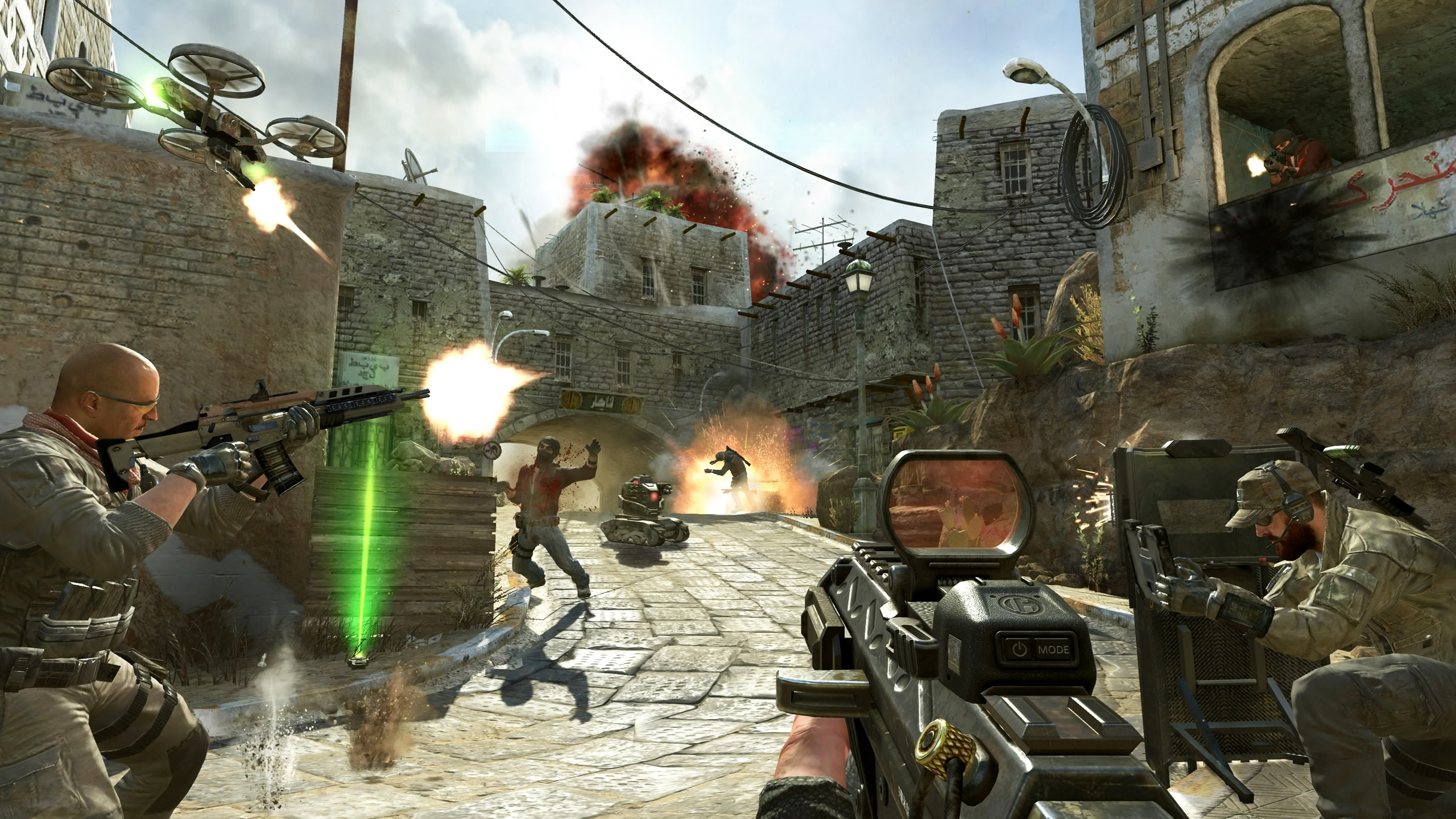 Call of Duty 9: Black Ops II - PC Game Trainer Cheat ...