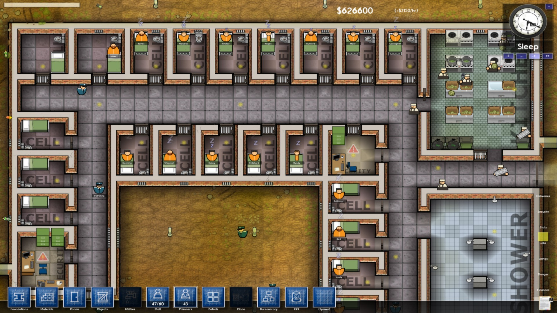 Prison Architect 1 Prison Architect 2 Prison Architect 3 ...